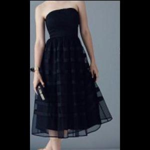 Eshakti Sydney NEW Black Retro Dress